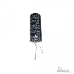 Capacitor Eletrolítico 2200uf x 63v